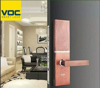 指纹锁VOC-K77  成都地区免费安装